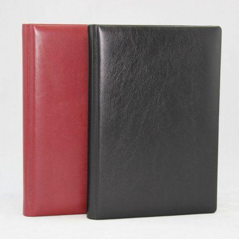 Notizbuch Zeus, aus hochwertigem Vollrindleder-Einband