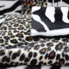 "Bücherserie ""Wildlife"" Animalprint Stoffeinband"