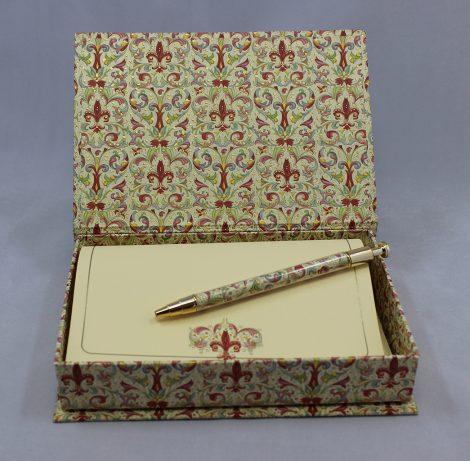 Briefpapier Giglio in Schachtel oder Etui