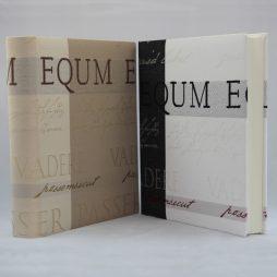 """Fotoalbum """"Latinum"""" aus exklusivem Stoffeinband"""