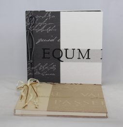 Fotokordelalbum Latinum