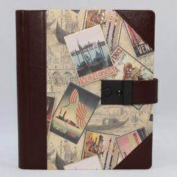 Tagebuch Venezia mit Schloss