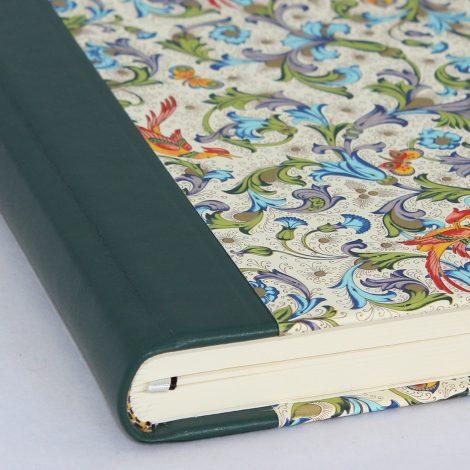 Notizbuch Florentina Halbleder