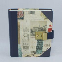 Tagebuch Pisa mit Schloss