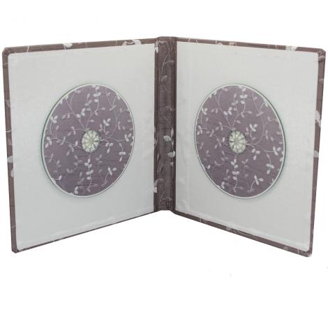 CD-Album Maysie aus Seidenstoff