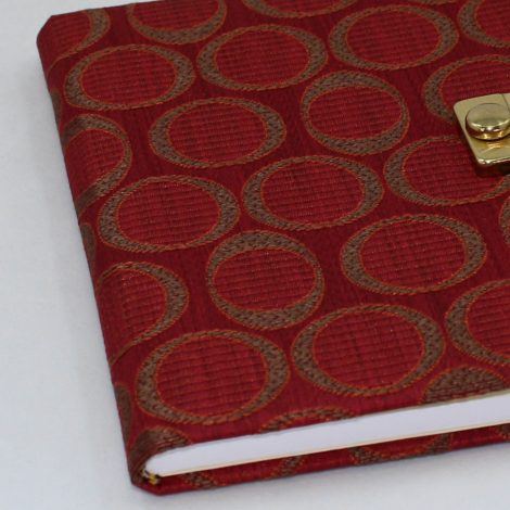 Tagebuch mit Schloss Roma in Bordeaux