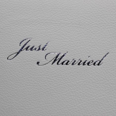 Hochzeits Gästebuch Just Married