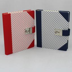 Tagebuch Points rot oder blau