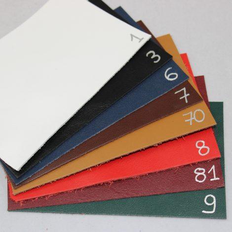 Das Gästebuch dick fertigen wir auf Wunsch auch in anderen Farben