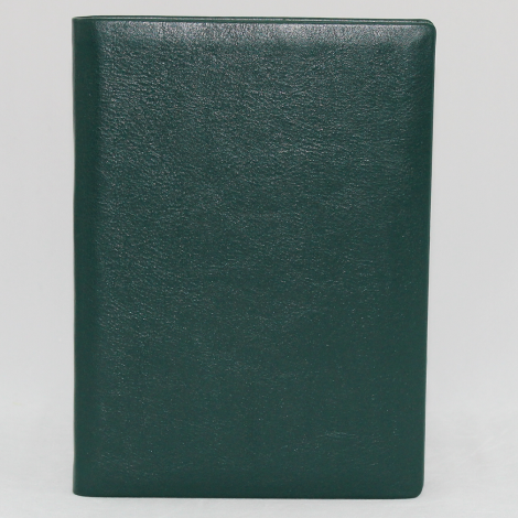 Adressbuch Leder hochkant