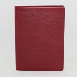 Adressbuch Leder groß – Lederbüchlein für Adressen in vielen Farben