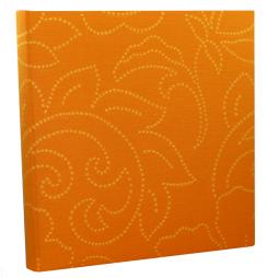 Fotoalbum Lara 25*27 cm in Orange