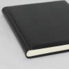 Gästebuch Memory schwarz handgerissener Büttenblock