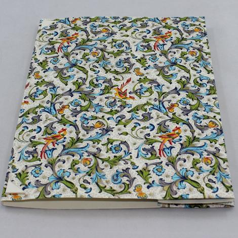 Briefpapier Florentina blau