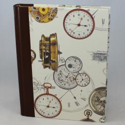 Notizbuch Time mit Stifthalter