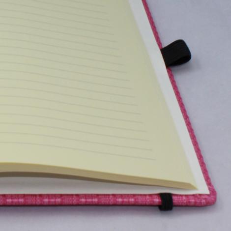 Notizbuch mit Dokumentenhalter Marie