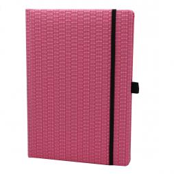 Notizbuch Marie A5 mit Stiftehalter