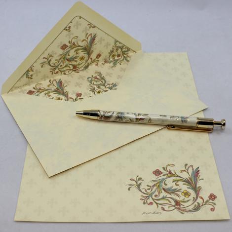 Briefpapier Schachtel Contrada