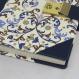 Tagebuch mit Schloss Flamingo