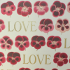 Fotoalbum mit Kordelbindung Love