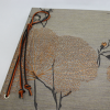 Fotoalbum mit Kordelbindung Passion in Kupfer