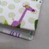Tagebuch Giraffe mit Schloss