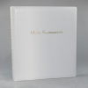 Kommunionsalbum mit Namensprägung