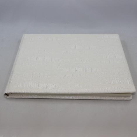 Foto-Gästebuch Gala creme – Fotoalbum und Gästebuch in einem
