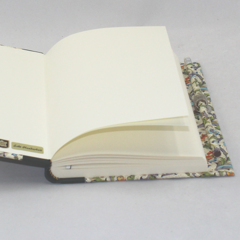 Notizbuch Florentina mit integriertem Stifthalter