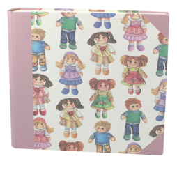 Kinderalbum Bambolé in Rosé