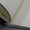 Fotokordelalbum Fiori in weiß