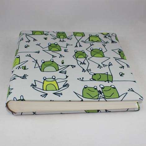 Kinderalbum Frosch