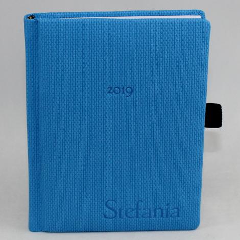 Kalender im Taschenformat Blue