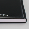 Taschenkalender DIN A5 mit silberner Namensprägung in vielen Farben
