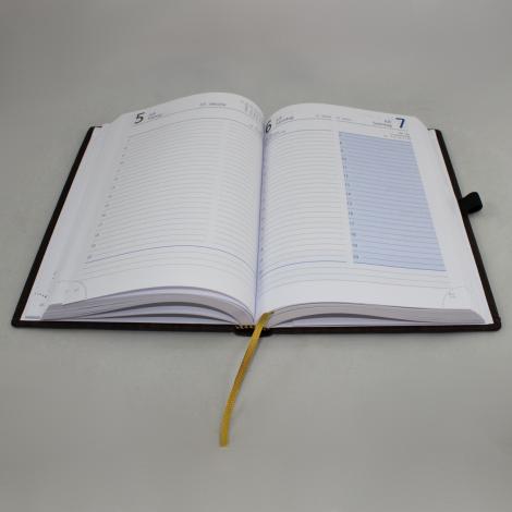 Taschenkalender Rustico in DIN A5