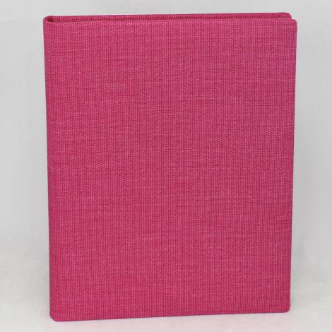 Gästebuch Candy hochkant in Pink