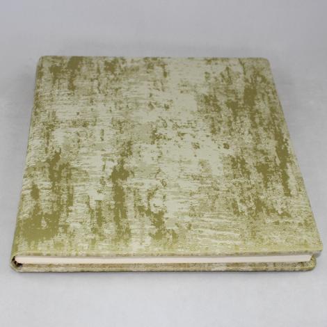 Gästebuch Anik hochkant – grün