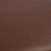 Unterschriftenmappe aus glattem Leder in Braun
