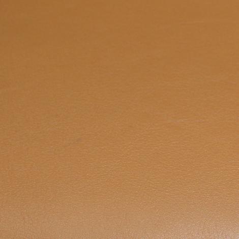 Unterschriftenmappe aus glattem Vollrindleder in Cognac – hellbraune Leder Signaturmappe