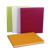 Gästebuch Multicolori hochkant in Pink