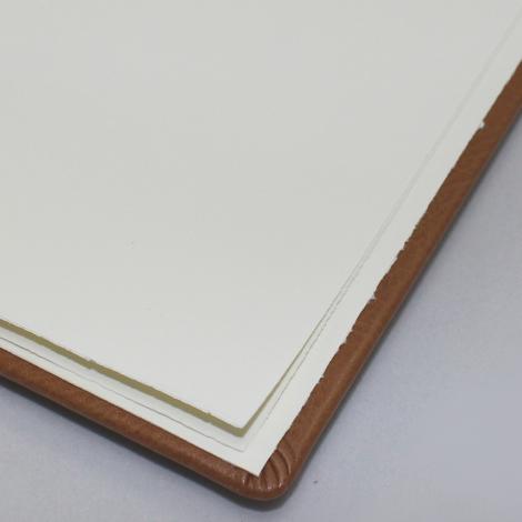 Urkundenmappe aus Kunstleder in vielen Farben – mit blanco Cover