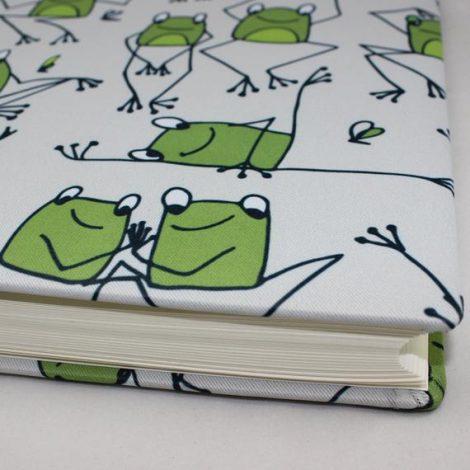 Fotoalbum Frosch – Kinderfotoalbum