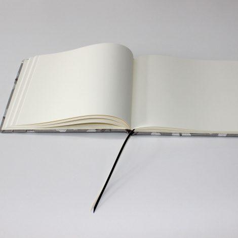 Gästebuch Melantha Quer