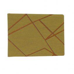 Gästebuch Vio mit Goldschnittblock