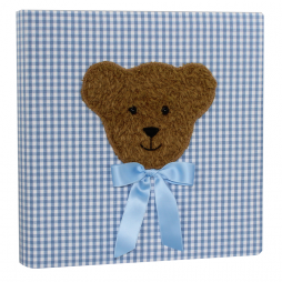 Kinderalbum Teddy Karo Groß in Blau