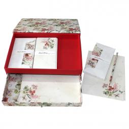 Briefpapier Geschenkset Romantica