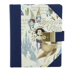Tagebuch Schneewittchen mit Schloss