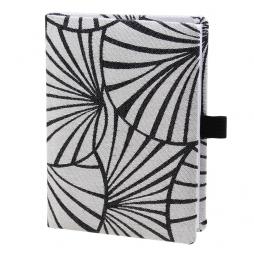 Taschenkalender Emilia DIN A6 in Grau
