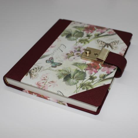 Tagebuch Romantica mit Schloss