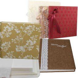 Fotoalben für die Hochzeit / Hochzeitsalben
